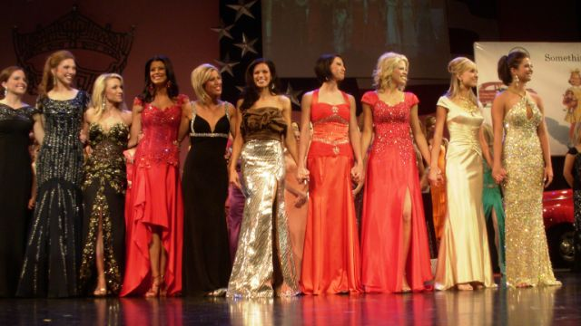 Miss Utah's Top Ten Contestants